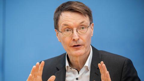 """Karl Lauterbach: Hausärzte können """"Weg aus dritter Welle nicht beschleunigen"""""""