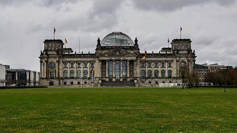 Gruppe S Bundestag