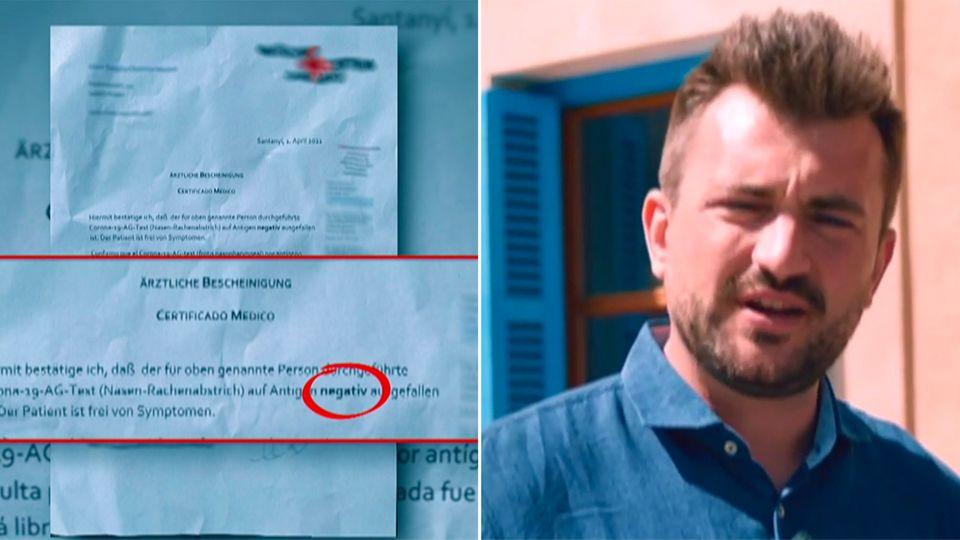 Arzt auf Mallorca soll gegen Bezahlung negative Corona-Tests ausstellen