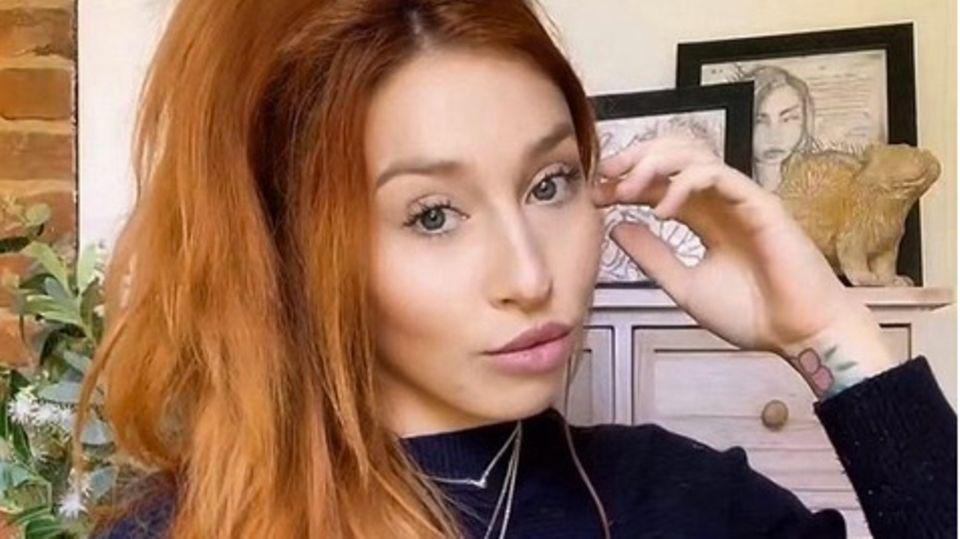 Ein Instagram-Post der 26-jährigen Naomi Wise