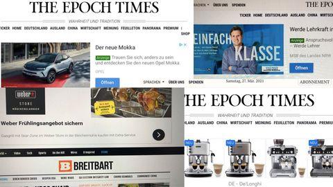 Weitere Firmen stoppen Werbung auf rechten Seiten
