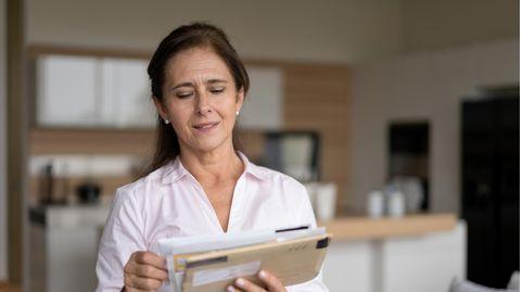 Auch wenn E-Mails schneller gehen - wichtige Schreiben kommen immer noch mit der Post