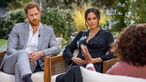 Harry und Meghan im Gespräch mit Oprah Winfrey