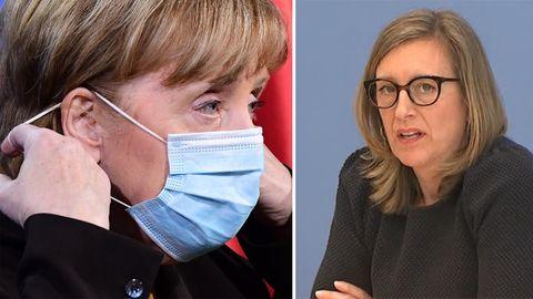 Euro-Krise: Merkel warnt vor existenzieller Bewährungsprobe