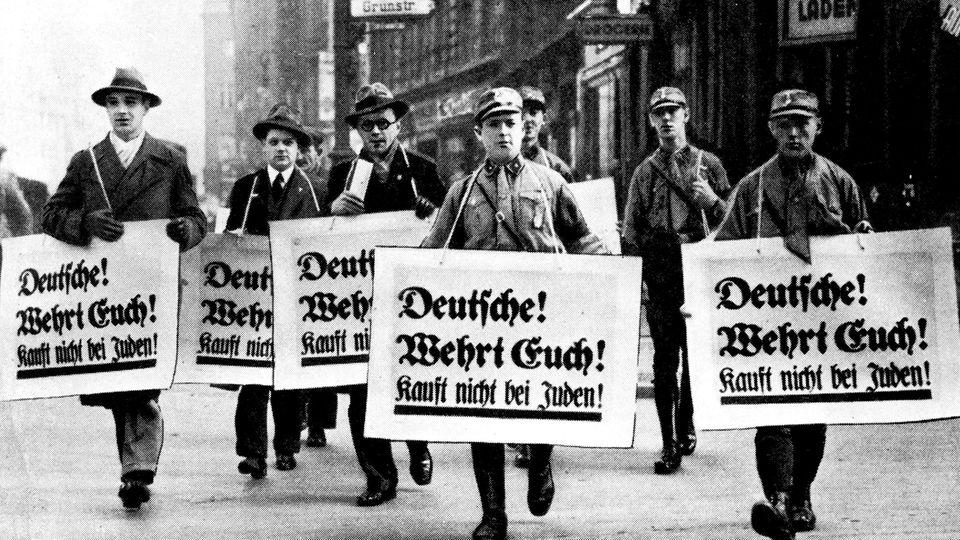 """Die böse Schrift: Die Geschichte der Frakturschrift, die zu """"jüdisch"""" war: Als die Nazis auf eine Lüge reinfielen"""