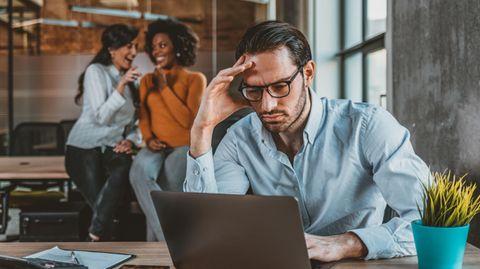 29 Prozent der Deutschen an, dass sie selbst schon einmal an ihrem Arbeitsplatz gemobbt wurden