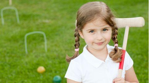 Outdoor-Spiele: Sport frei mit Krocket, Kubb und Co.