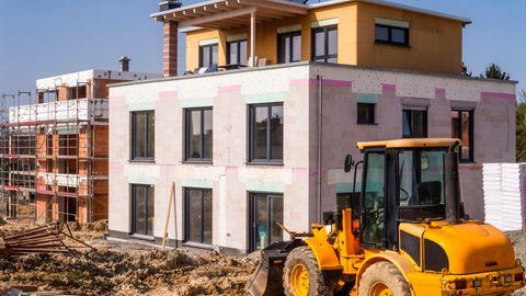 Baufinanzierungen boomen während Corona, aber die Kreditzinsen wachsen