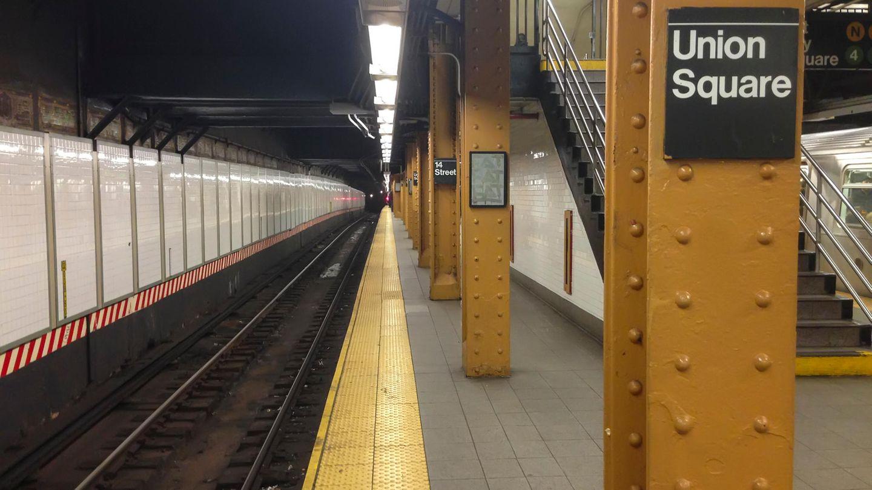 Manhattan, U-Bahn-Haltestelle Union Square