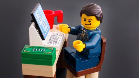 Gerade bestimmte Lego-Sets sind bei Fans beliebt – und teuer (Symbolbild)