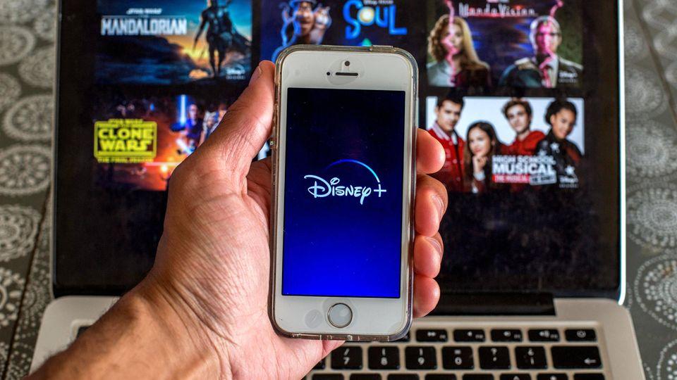 Disney Plus bietet Unterhaltung für die ganze Familie