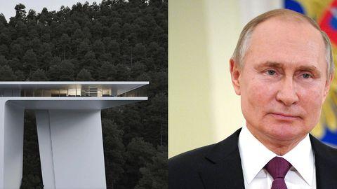 Faktencheck: Ist dieses unglaubliche Haus Putins Privatvilla?