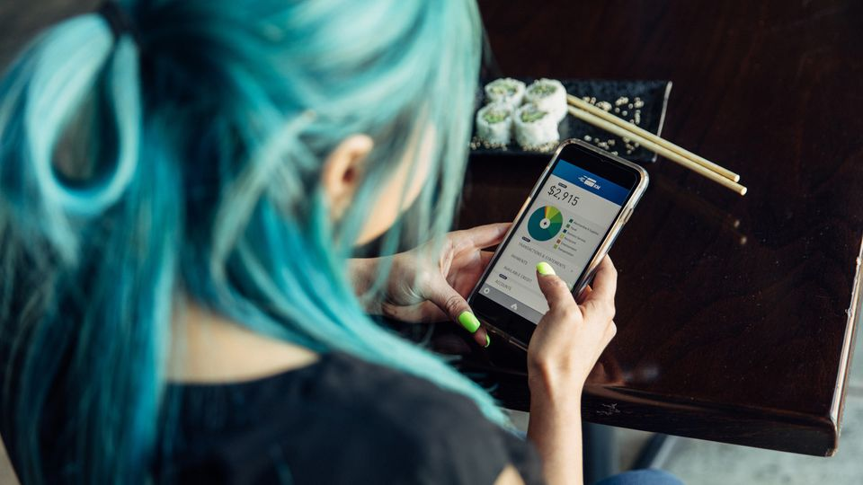 Banking per Smartphone