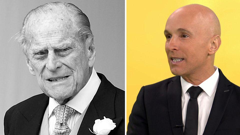Adelsexperte Michael Begasse zum Tod von Prinz Philip