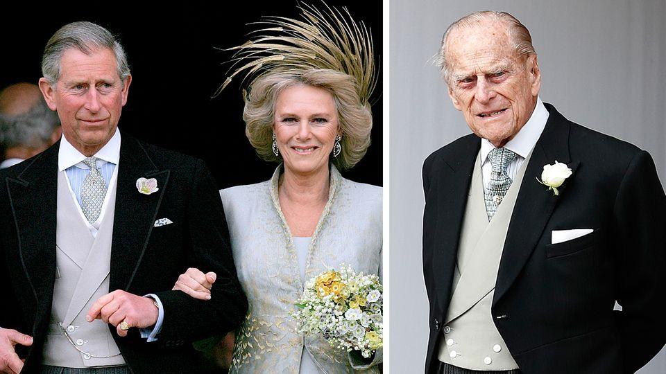 Prinz Philip ist tot: Ehemann der Queen stirbt am Hochzeitstag von Prinz Charles
