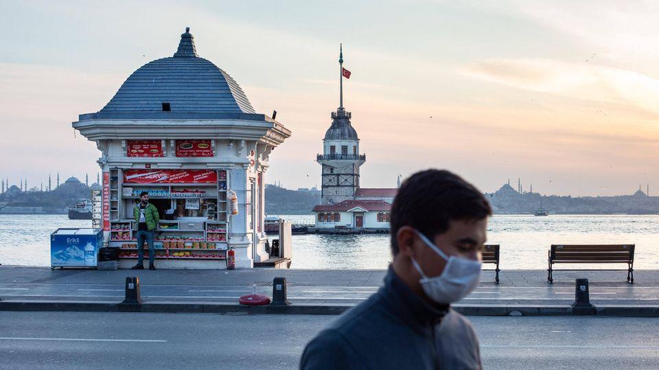 Die Türkei gilt ab Sonntag alsHochinzidenzgebiet: Vor dem Rückflug muss der Bescheid über einen negativen Coronatest vorgelegt werden.