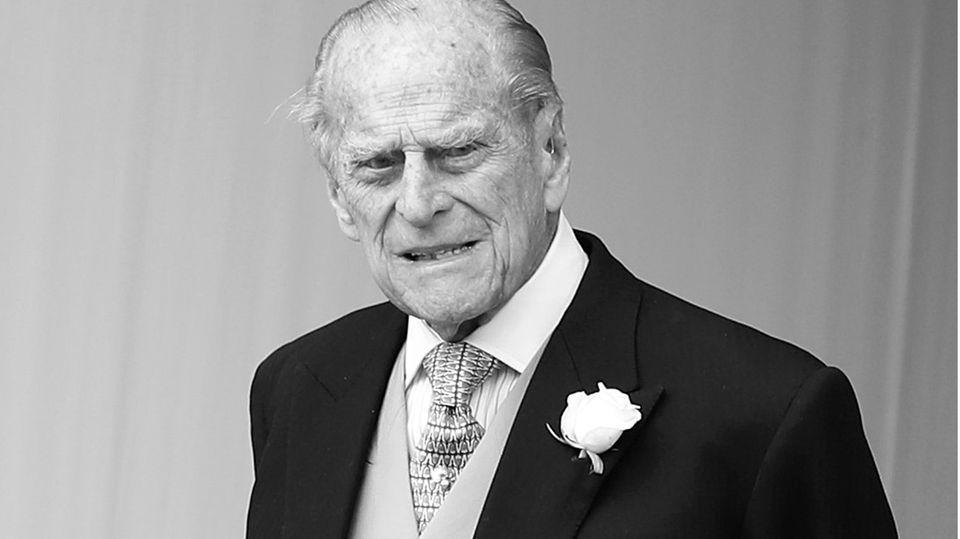 Prinz Philip stirbt mit 99 Jahren auf Schloss Windsor