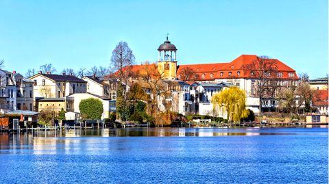Wohnen in Potsdam: Hier lohnt sich der Kauf kaum noch.