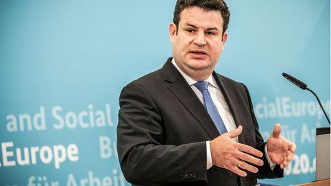 Hubertus Heil (SPD), Bundesminister für Arbeit und Soziales (Archivbild).