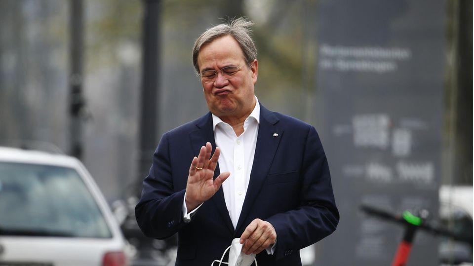 NRW-Ministerpräsident und CDU-Chef Armin Laschet