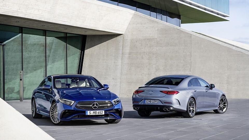 Mercedes CLS Modelljahr 2022