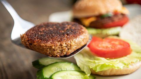 Hack-Selig Burger von Unilever zurückgerufen.