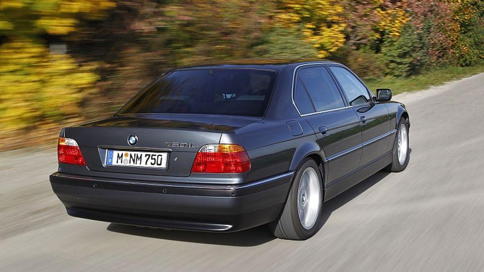BMW 7er der Generation E38 / 1994 bis 2001