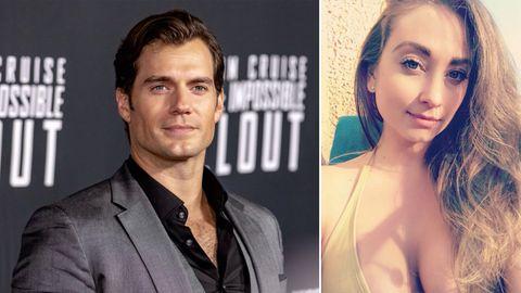 """Natalie Viscuso – Wer ist die Frau an der Seite von Henry """"Superman"""" Cavill?"""