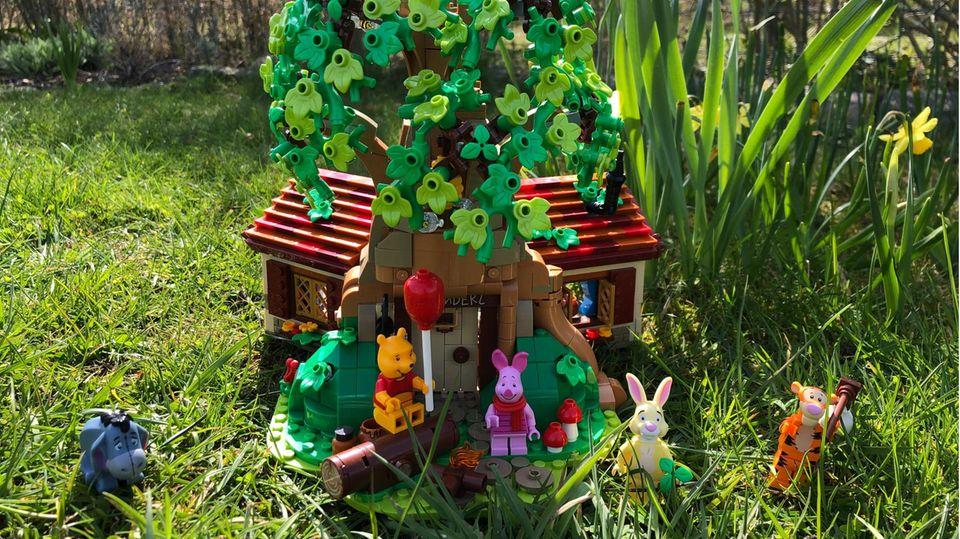 Lego-Neuheiten 2021: Winnie Puuh und seine Freunde im 100-Morgen-Wald