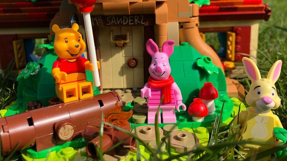 Lego-Neuheiten 2021: Winnie Pooh und seine Freunde als Lego-Set