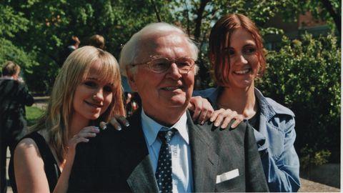 Friedrich Gottlieb Niedermeyer und seine Enkelinnen