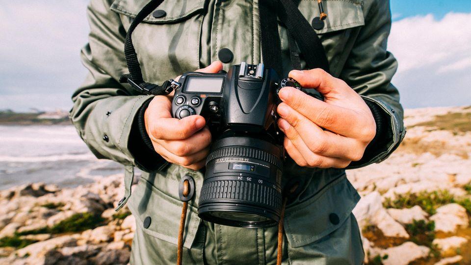 Fotografieren lernen: Üben Sie sich in der manuellen Fotografie und lernen Sie die Kamera kennen.