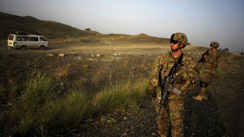 News von heute: US-Armee in Afghanistan
