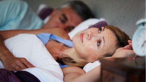 Frau bekommt Atemnot nach dem Sex