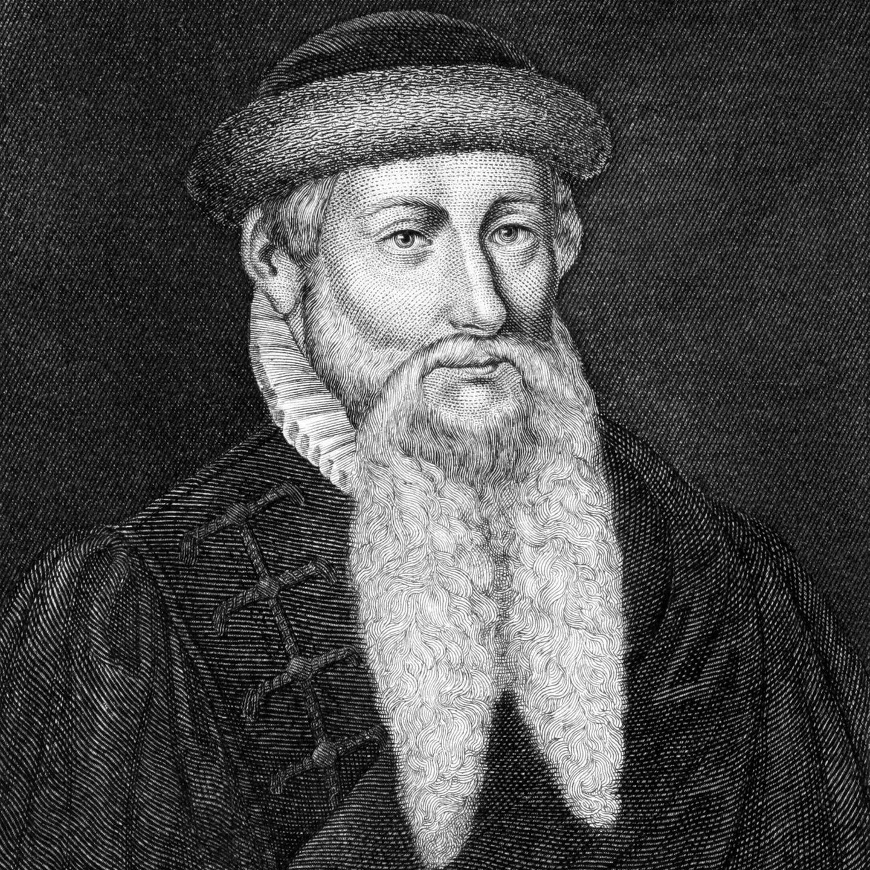 Johannes Gutenberg Seine beweglichen Lettern machten Wissen für ...