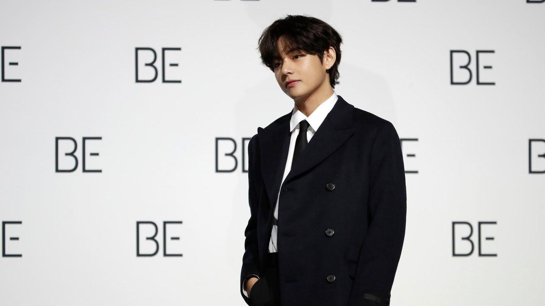 V, ein Mitglied der erfolgreichen K-Pop-Band BTS