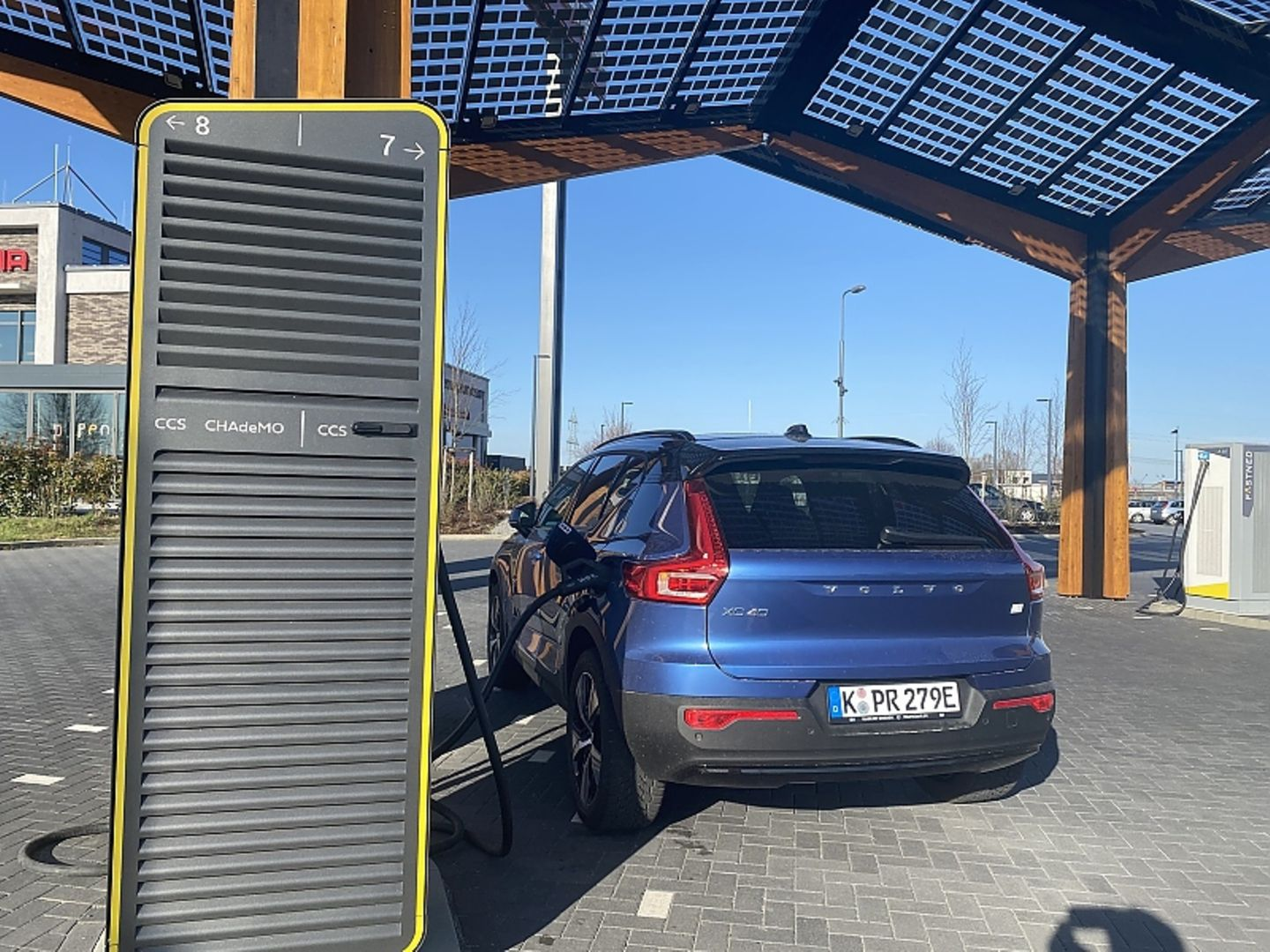 Volvo XC40 T8 AWD Recharge