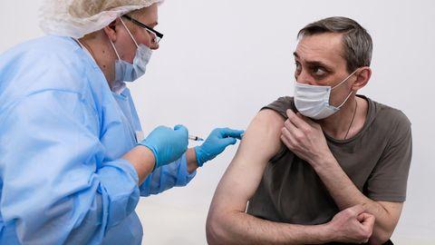 Impfung mit Sputnik V
