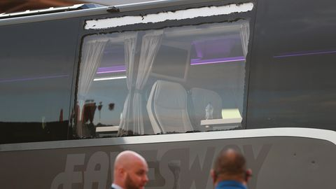 Liverpool Bus Real Madrid