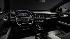 Das Interieur des Audi Q4 e-tron ist aus anderen Modellen bekannt