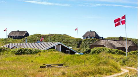 Ferienhäuser im Westen Dänemarks