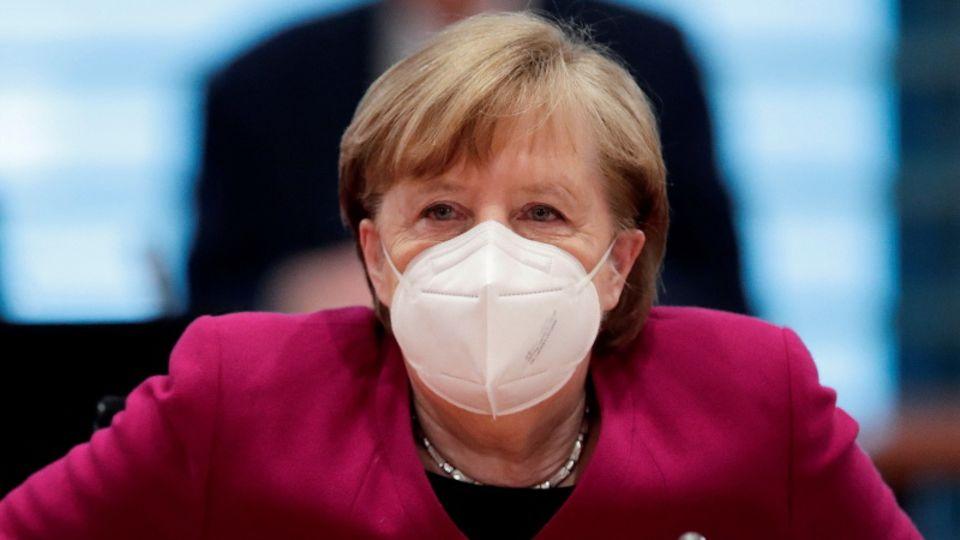 Corona-Impftermin steht: Bundeskanzlerin Merkel lässt sich am Freitag mit Astrazeneca impfen