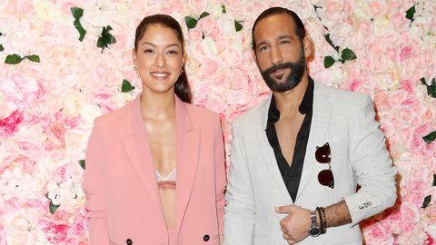 Vip News: Rebecca Mir und Massimo Sinato sind Eltern geworden