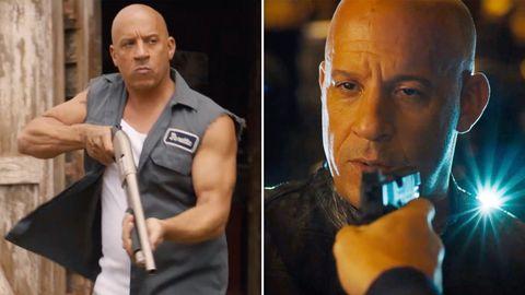 """Vin Diesel in Szenen aus """"Fast & Furious 9"""""""