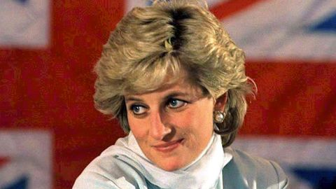 "Frisur: Lady Diana trägt den sogenannten ""Diana Bob"" (Symbolbild)"