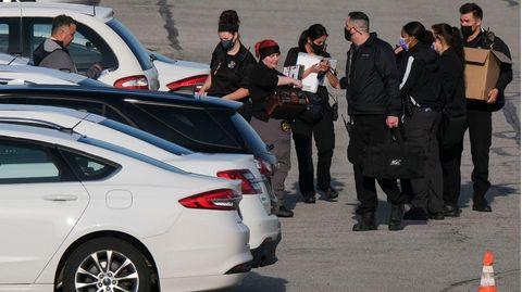 Mindestens acht Tote – Mann schießt in Indianapolis um sich