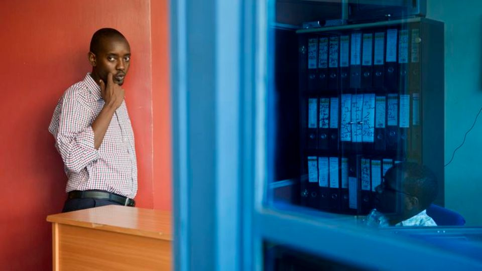 Jungunternehmer aus Ruanda: Jeff Gasana