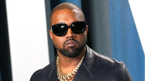 Musiker Kanye West ist mittlerweile mit seinen Sneakers zu Adidas abgewandert