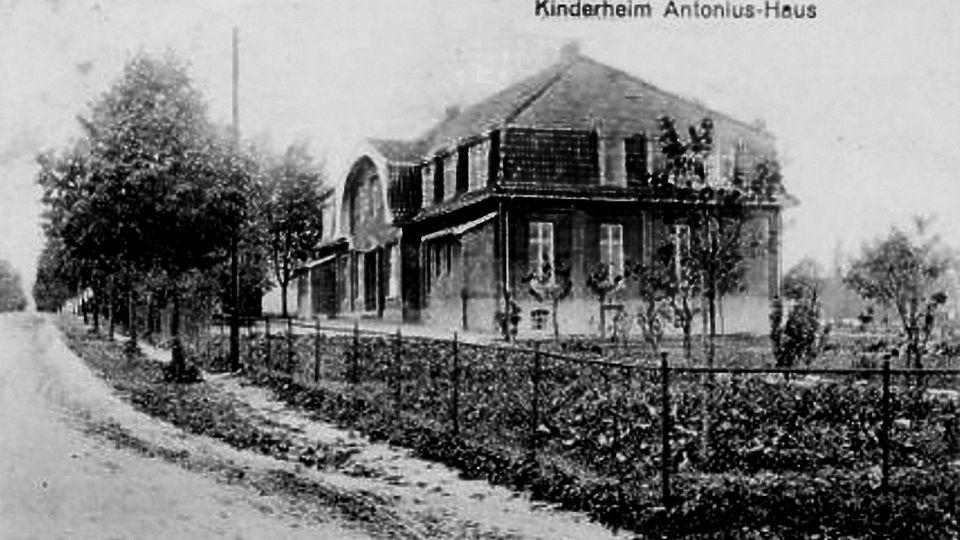 Das Antoniushaus in Niendorf an der Ostsee. Die Erinnerungen an ihren sechswöchigen Kur-Aufenthalt in diesem Heim im Jahr 1956 verfolgen die 72-jährige Christine aus Delbrück Ostenland bis heute.