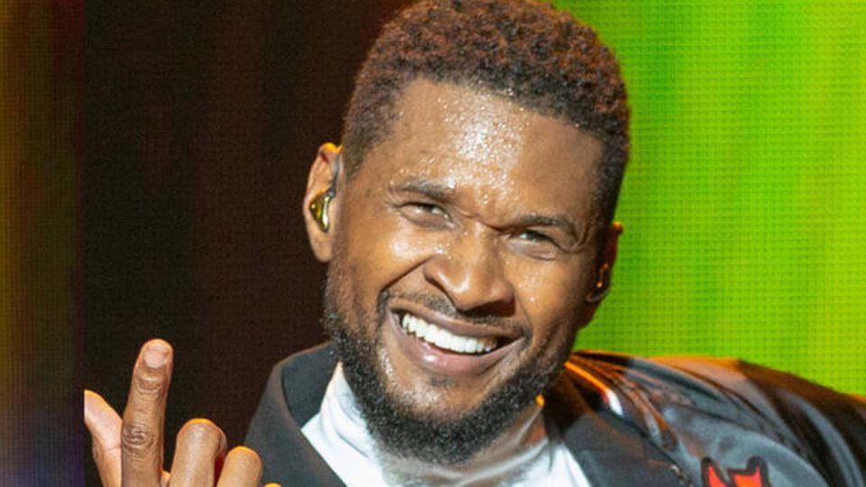 R&B-Sänger Usher